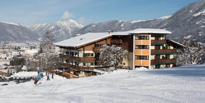 Das Hotel Hotel Gasthof Schone Aussicht St Johann In Tirol